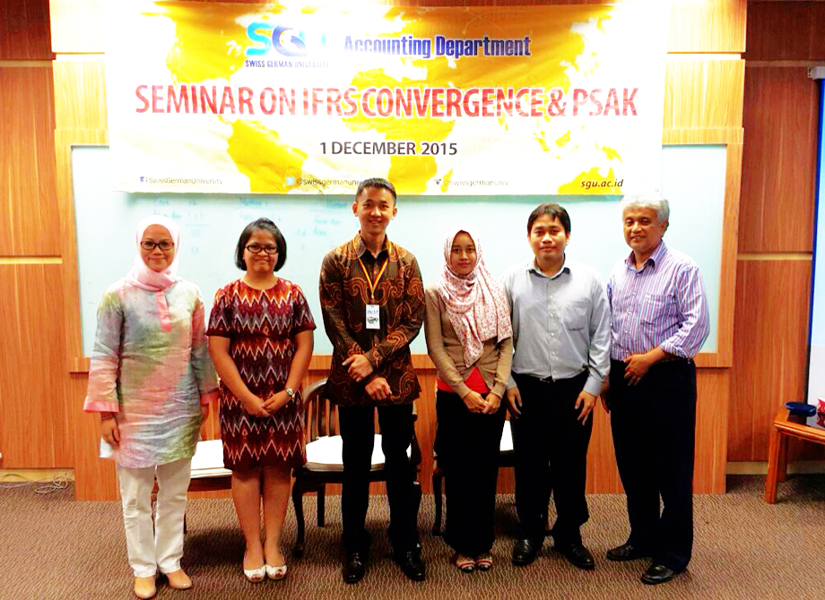 Seminar on IFRS Convergence and PSAK