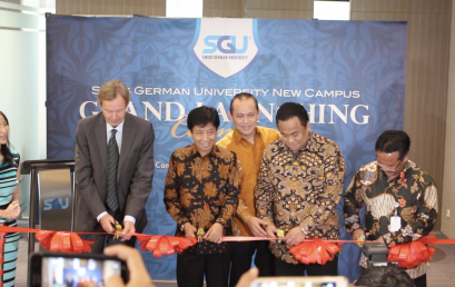 SGU New Campus Grand Launching Ceremony