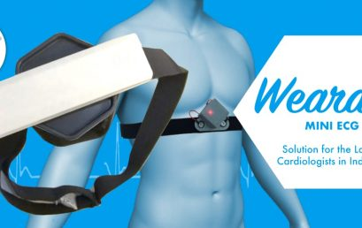 Wearable Mini ECG, Solution for the Lack of Cardiologists in Indonesia